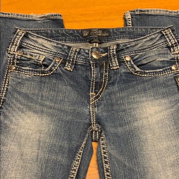 Silver Jeans Denim - Silver Aiko Bootcut W28/L35